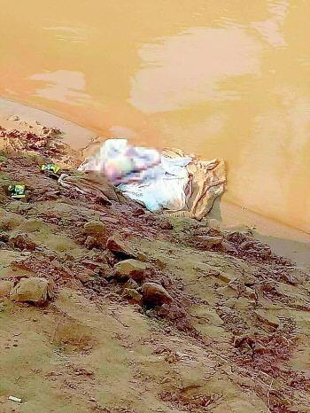 济南黄河钓鱼竟钓上两具男尸 还是7月大双胞胎