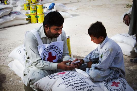 """阿勒颇局势跌入新""""低点"""" 儿基会加紧人道救援"""