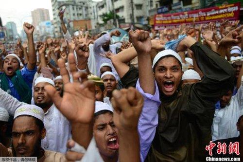 反美浪潮席卷20余国 美撤回驻突尼斯苏丹外交官