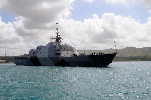 美濒海舰将进驻新加坡 奥巴马致谢李显龙支持
