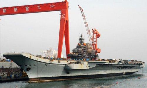 新媒:中国15年后才能拥有4-6个航母战斗群