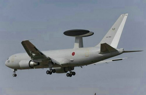 日本为何要采购E-737预警机