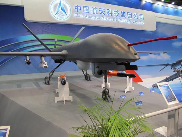 美媒:中国武器自力更生 这国买军火最土豪