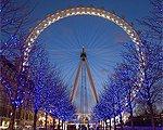 伦敦眼:世界上首座观景摩天轮