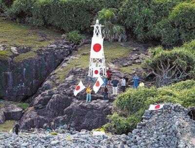日本钓鱼岛问题民调:超半数人不知道政府立场