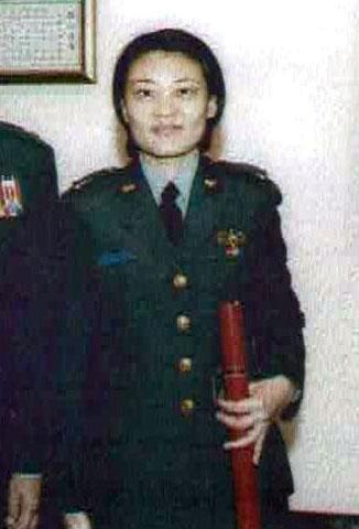 台湾军情局女军官逃到英国1年后被捕(图)