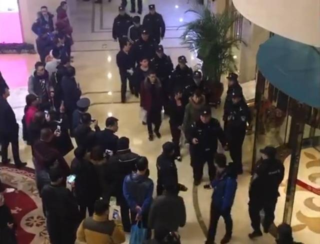 北京警方通报涉黄俱乐部被查:77人被批捕 - 耄耋顽童 - 耄耋顽童博客 欢迎光临指导