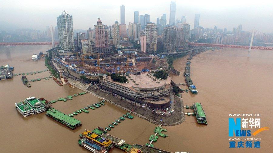 今年最大洪峰过境重庆 涨水最高达14米2015.7.2 - fpdlgswmx - fpdlgswmx的博客