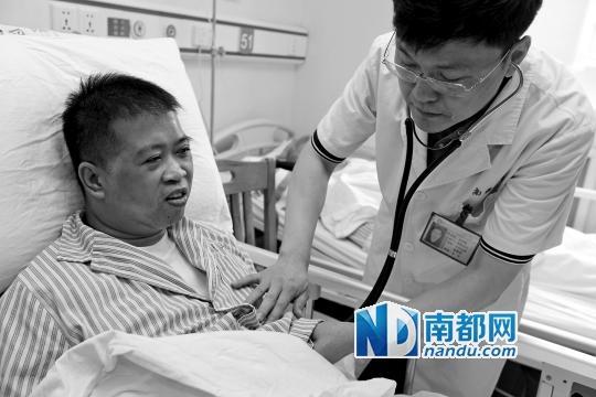 广州一重症登革热患者康复 曾出现精神异常