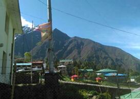 尼泊尔11日救灾日记:起飞,带着帐篷