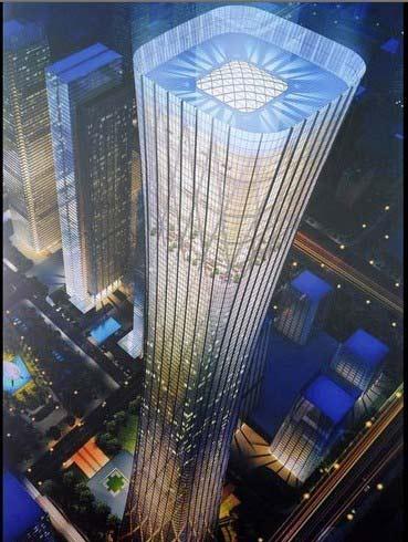 北京第一高楼 中国尊 总投资将达240亿元