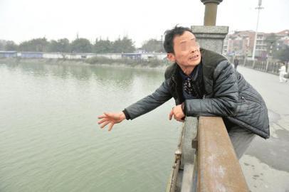 高清图—成都市大邑县小伙被淹 尸体被绑崇州西江桥索红包