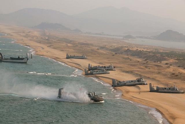 外媒:朝鲜威胁销毁美国在亚太地区所有军事基地
