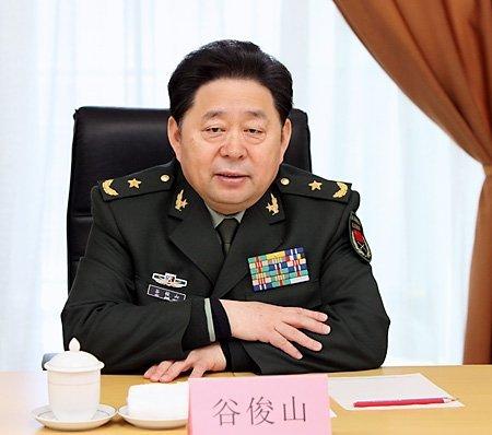 国防大学教授:总后勤部原副部长谷俊山涉嫌犯罪