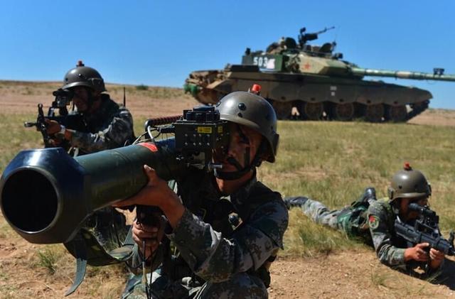 解放军将建全军大型训练基地 打破军兵种界限