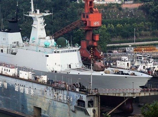 中国重工新订单劲增900% 军品高端装备贡献巨大