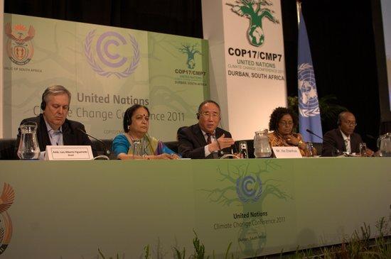 杨富强:气候变化谈判的原则永远不会过时