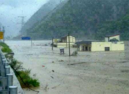 多地遇暴雨洪涝 致四川等7省12人遇难19人失踪
