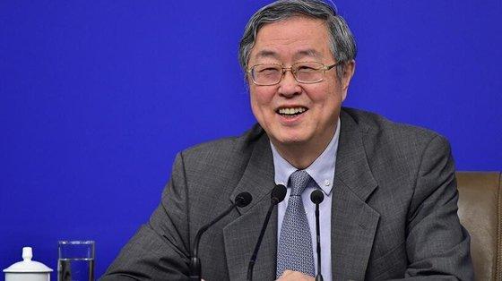 中国人民银行行长周小川答记者问全程
