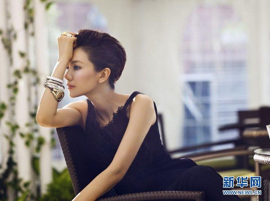 中国20大美女明星排行榜 朋小美