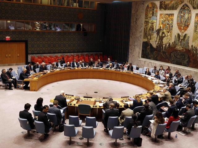 韩媒:安理会五个常任理事国一致同意追加对朝制裁