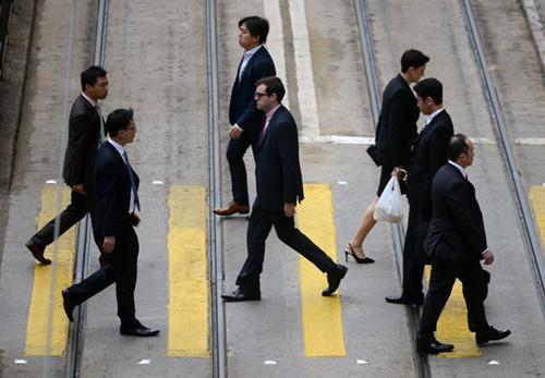 调查显示移民者眼中,香港生活成本高。香港《星岛日报》网站 资料图片
