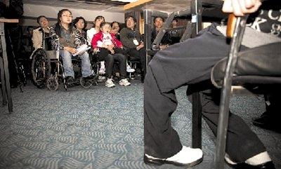 肖傳國出獄後為肖氏手術正名 13名患者稱手術后致殘(圖)