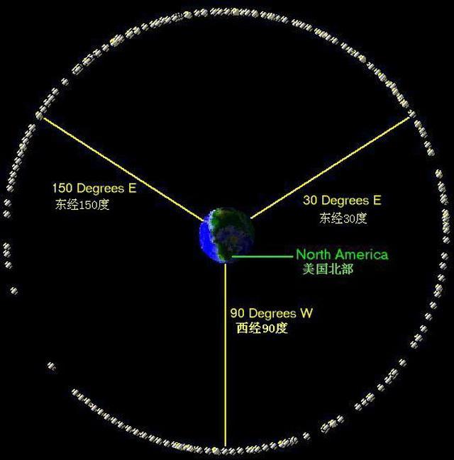 我国提升同步轨道侦察卫星精度,美军航母往哪跑?