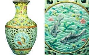 中国富豪天价抢购流失文物 被誉瓷器爱国主义