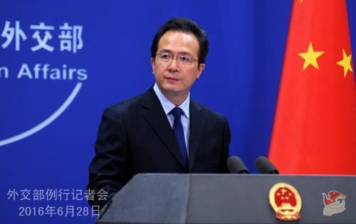 """蔡英文出访巴拿马自称""""台湾总统"""" 外交部回应"""