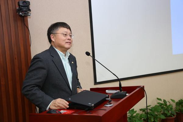 朱志远任中科院上海分院院长