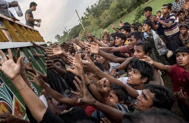 打破沉默!联合国促缅立即停止暴力攻击罗兴亚人