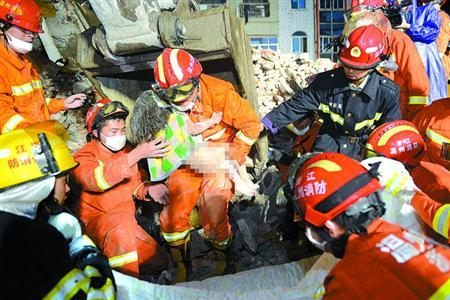 温州坍塌事故当地多为待拆迁房 大量房屋或涉违建