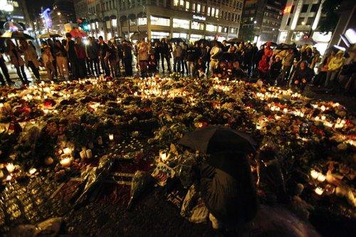 挪威惨案嫌疑人承认单独作案 25日将出庭受审