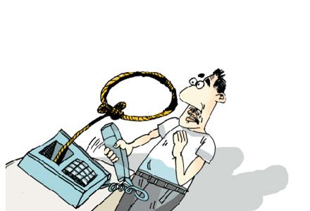 电话退税诈骗:电话退丧葬费诈骗
