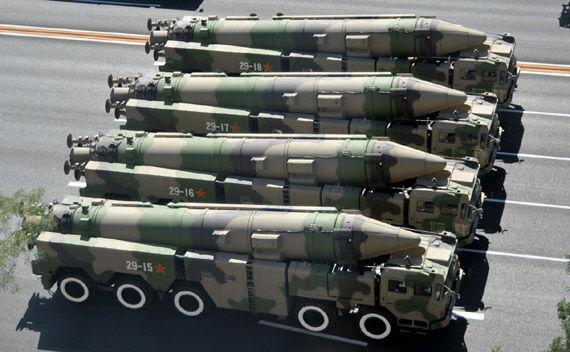 俄媒:中国导弹将迎质的飞跃 同时研两款新型号