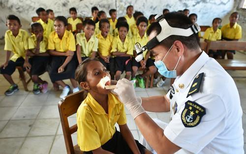 外媒:东帝汶与中国发展密切关系 抛弃传统盟友美日澳