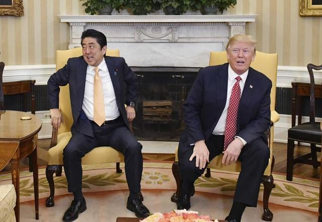 日本前高官谈美日首脑会谈:安倍应与特朗普保持一定距离