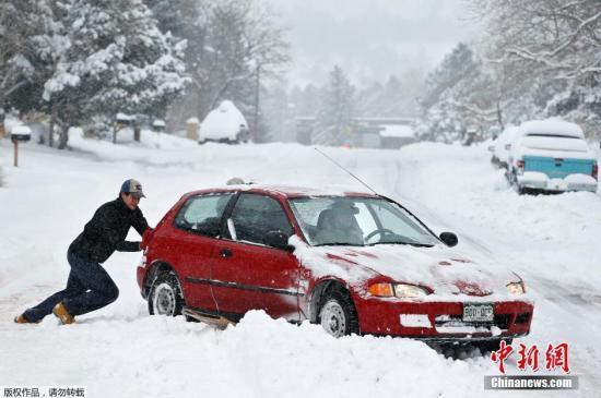 全球多地迎寒潮 乌克兰两人冻死街头