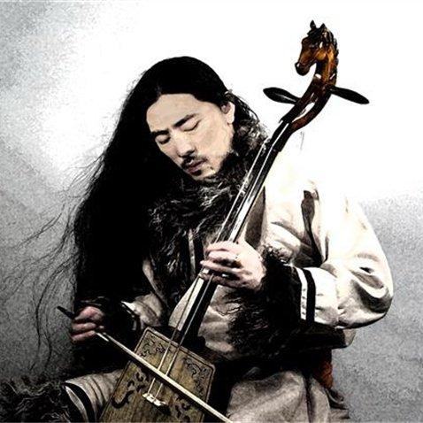 中国文化之旅 蒙古族马头琴