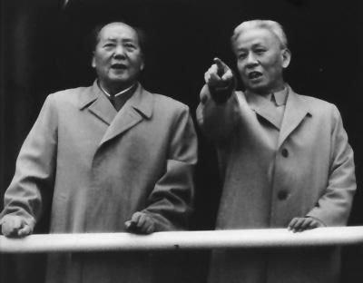 刘少奇最后一次见毛泽东:欲回延安种地