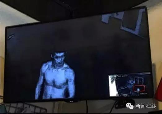 男子裸体抢劫女性:不敢看我比较好抢,你身材有多差啊