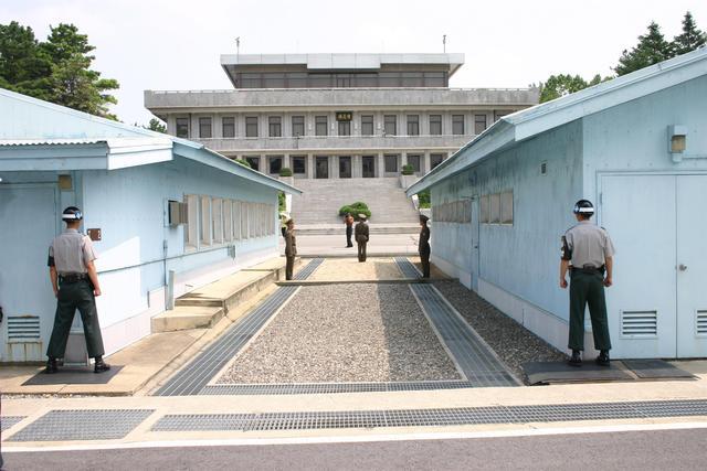 韩国政府向朝鲜提议21日举行军事会谈 朝鲜暂未回应