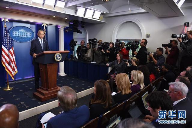 奥巴马称特朗普将继续履行美国对北约的承诺