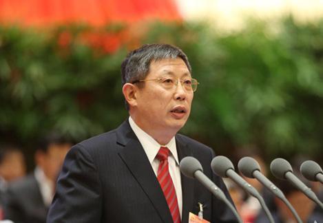 杨雄市长作市政府工作报告