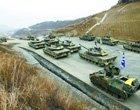 坦克参加最大规模的联合火力演习