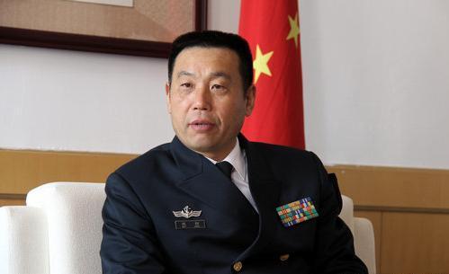 北海舰队副司令员魏钢上调海军总部 任后勤部长