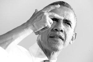 美国大选进入最后100小时厮杀 奥巴马微弱领先