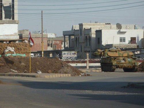 叙利亚官方媒体称一名将军被恐怖主义团伙打死