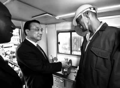中国将建肯尼亚百年来首条新铁路 助肯GDP增1.5%